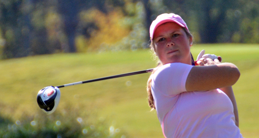 Bell shines at rain-shortened Lady Eagle Invitational
