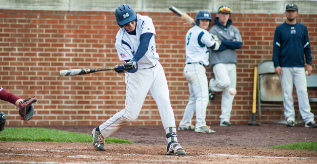 Greyhounds Score 21 Runs in Sweep at Juniata in Landmark Conference Action