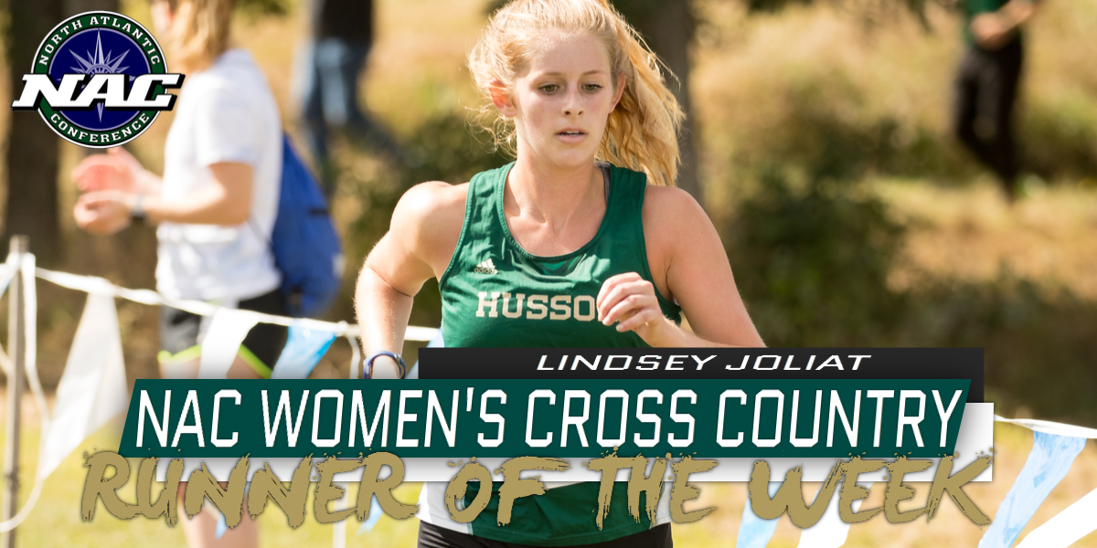 Joliat Grabs Second NAC Runner of the Week Honor