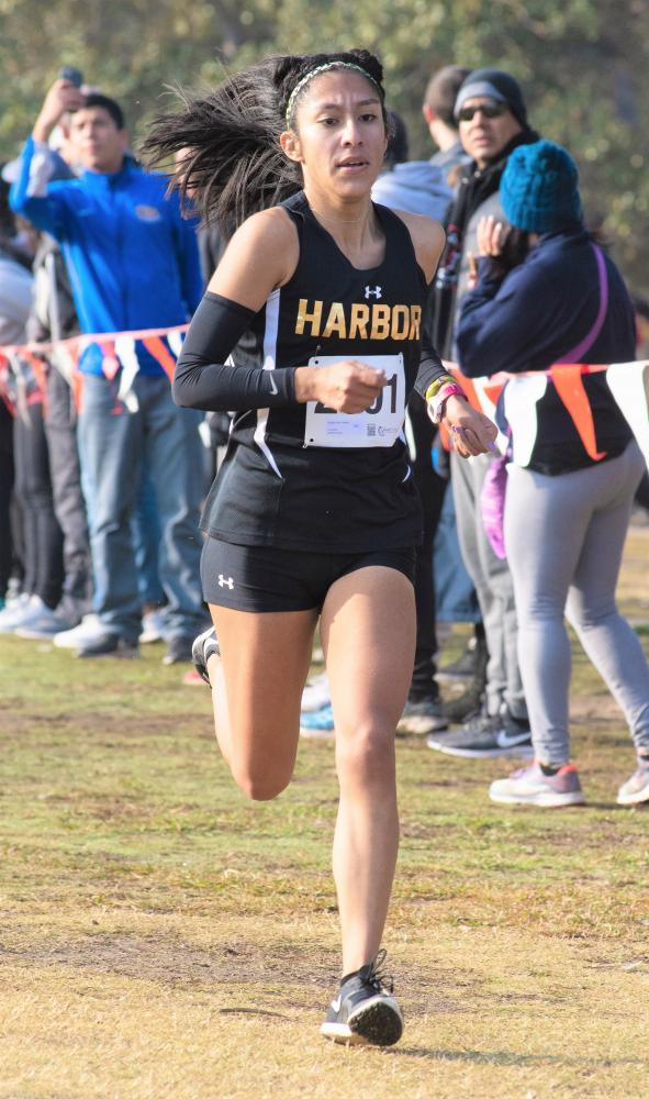 Harbor's Brenda Rosales-Coria 2nd Straight SCC Member To Win State Athlete of the Year