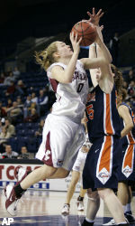 Broncos Denied Second-Straight WCC Tournament Title