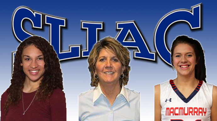 2015-16 Women's Basketball All-Conference Team