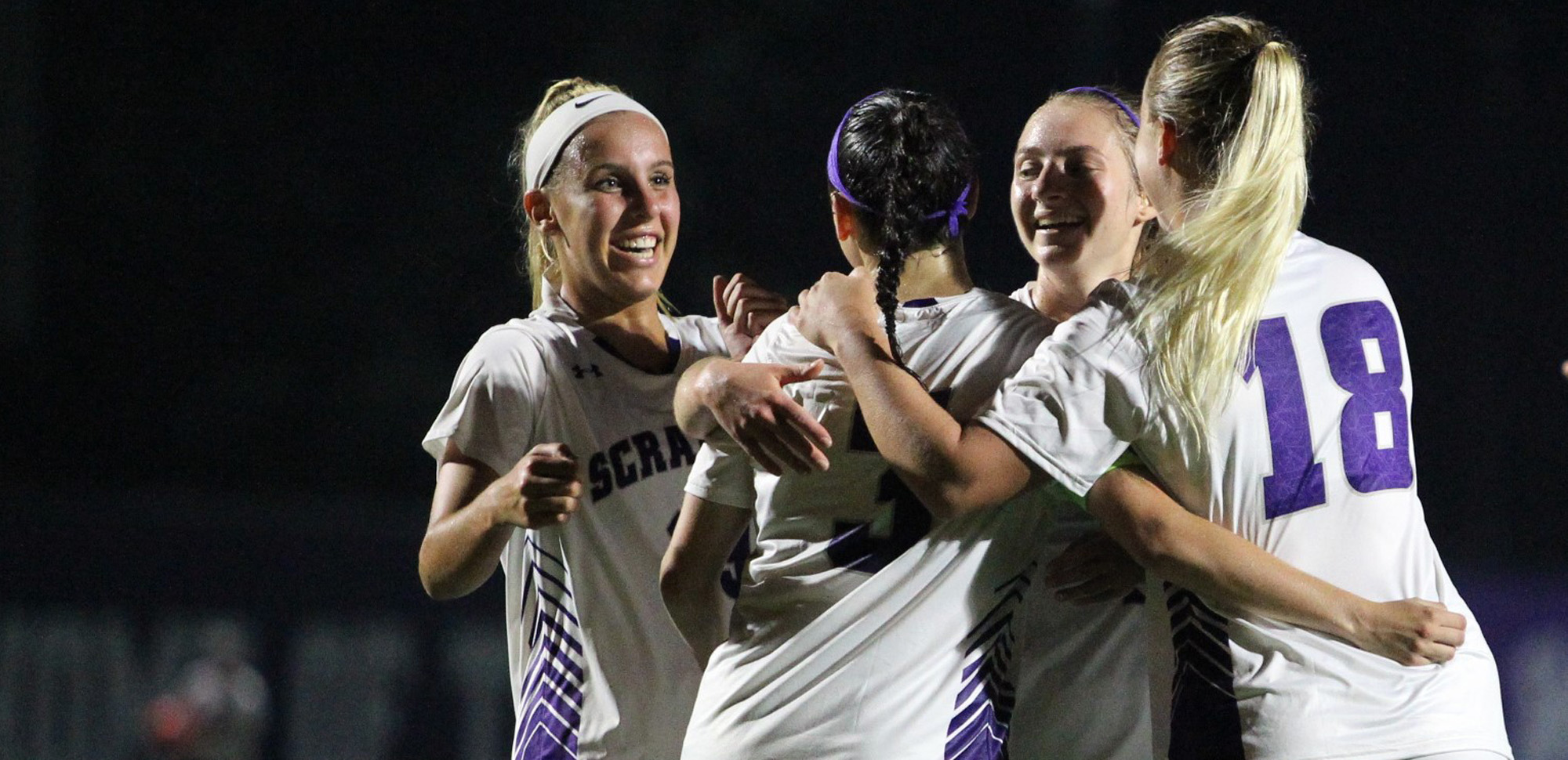 For the first time since the 2003 season, Scranton's women's soccer team will end the year ranked in the Top 25 in the final United Soccer Coaches Poll, which was released on Tuesday.