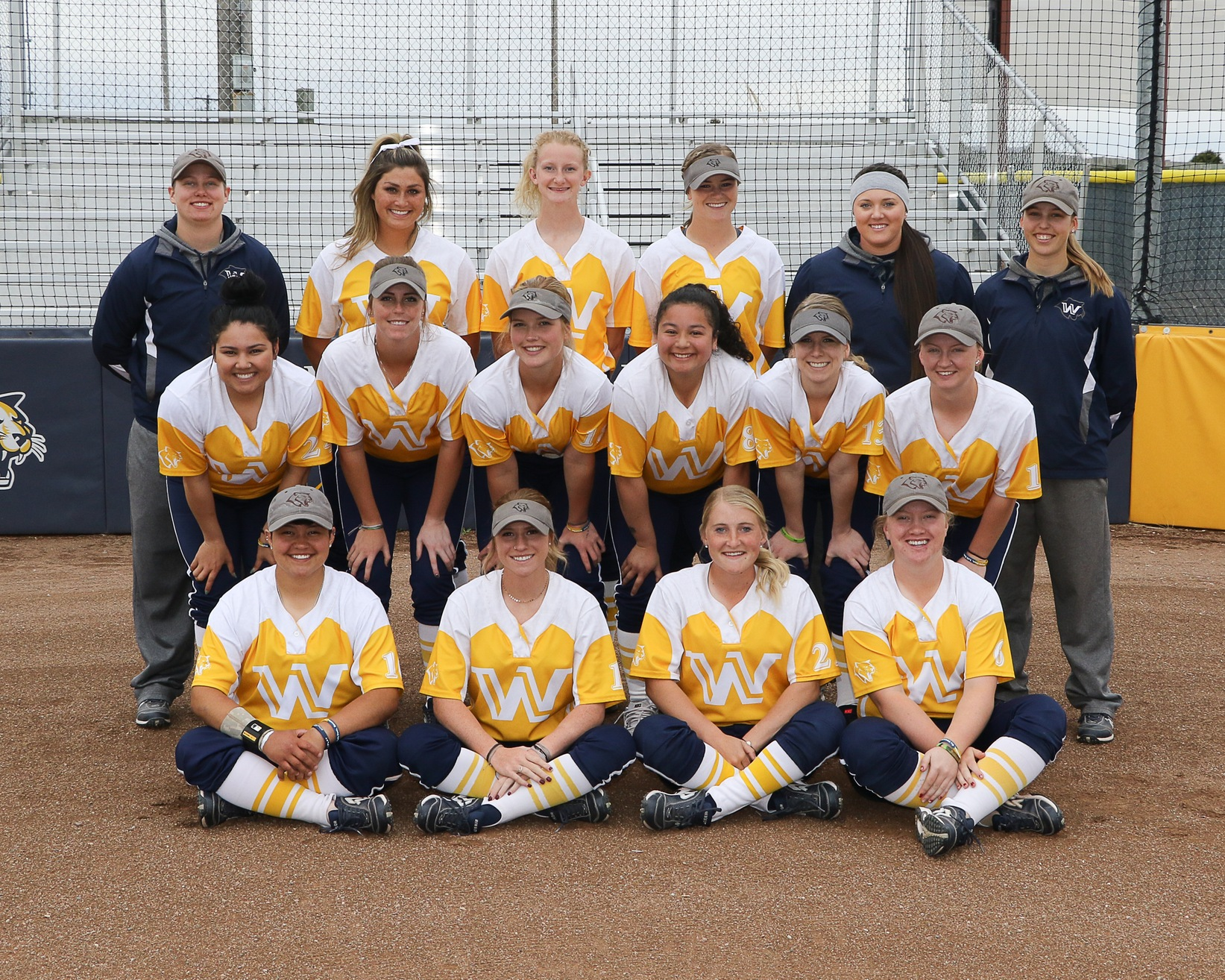 WNCC Softball Team