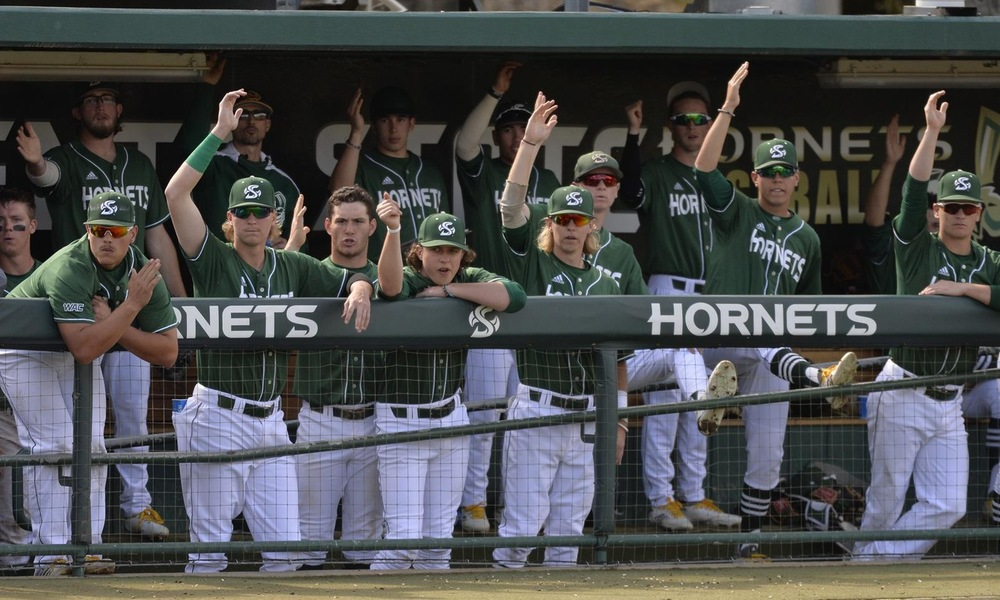 BASEBALL OPENS CONFERENCE SERIES FRIDAY AT CHICAGO STATE