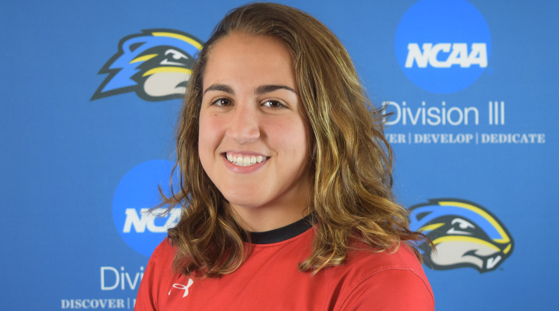 Charikofsky Named Landmark Conference Defensive Athlete of the Week for First Time in Career