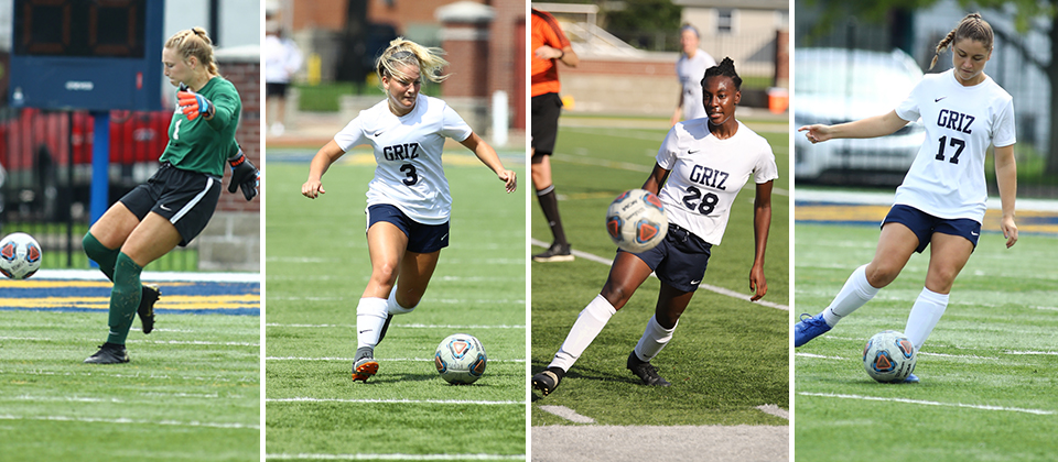 NEWS | Four Grizzlies Collect All-Conference Awards on Tuesday Morning