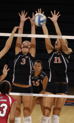 Three Big West Matches on Tap for Volleyball This Week