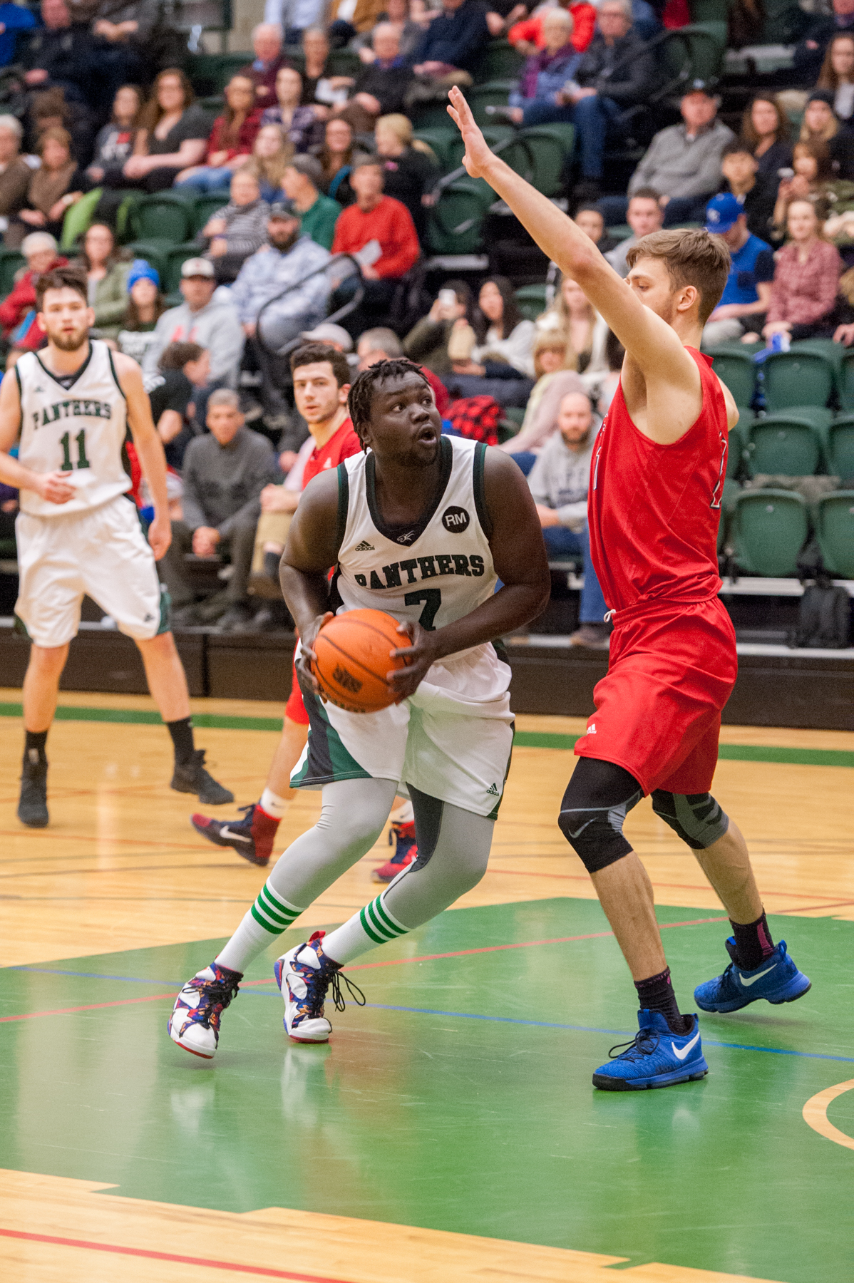 Panthers falter in 84-68 loss to Acadia