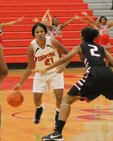 Lady Cavaliers top Georgia Highlands