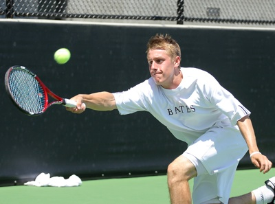Bates' Stein Surprises Field to Reach NCAA Singles Final