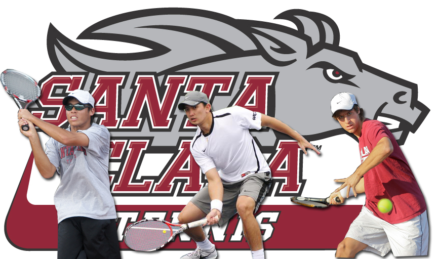 Santa Clara Tennis Picks Up Two Wins On Opening Day