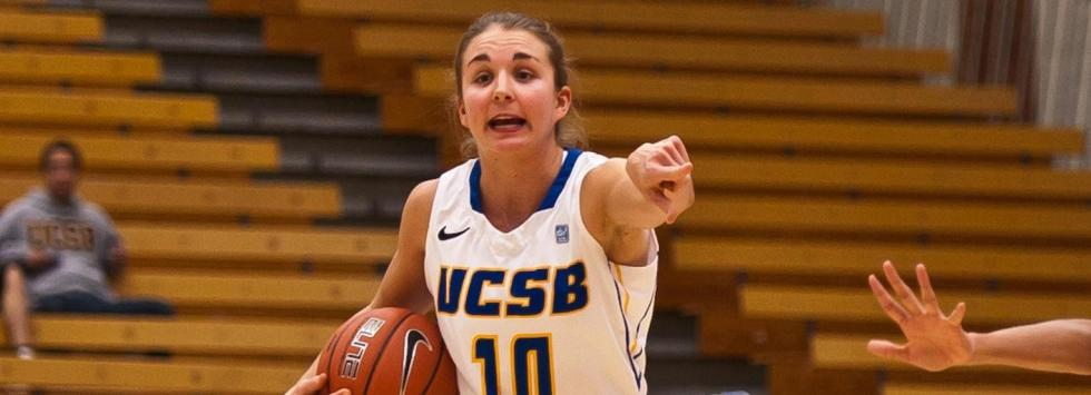 UCSB Faces Pacific in Semifinals of Big West Tourney on Friday