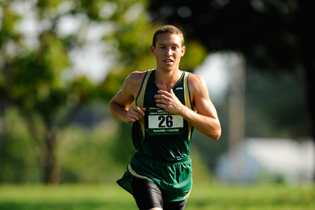Men open year fourth at Metro Meet