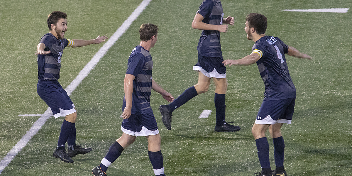 No. 3 Men's Soccer clashes with No. 2 Cabrini in semifinals of Atlantic East Tournament