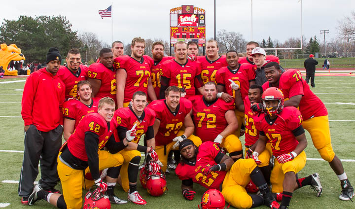 Ferris State Closes Regular-Season With Record-Setting Day In Win Over Northern Michigan