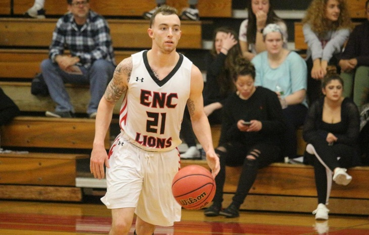 Men's Basketball Drops Narrow 79-76 Decision at Southern Vermont
