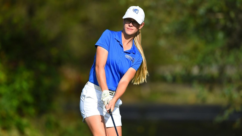 Women's Golf Tied for Seventh at Navy Spring Invitational