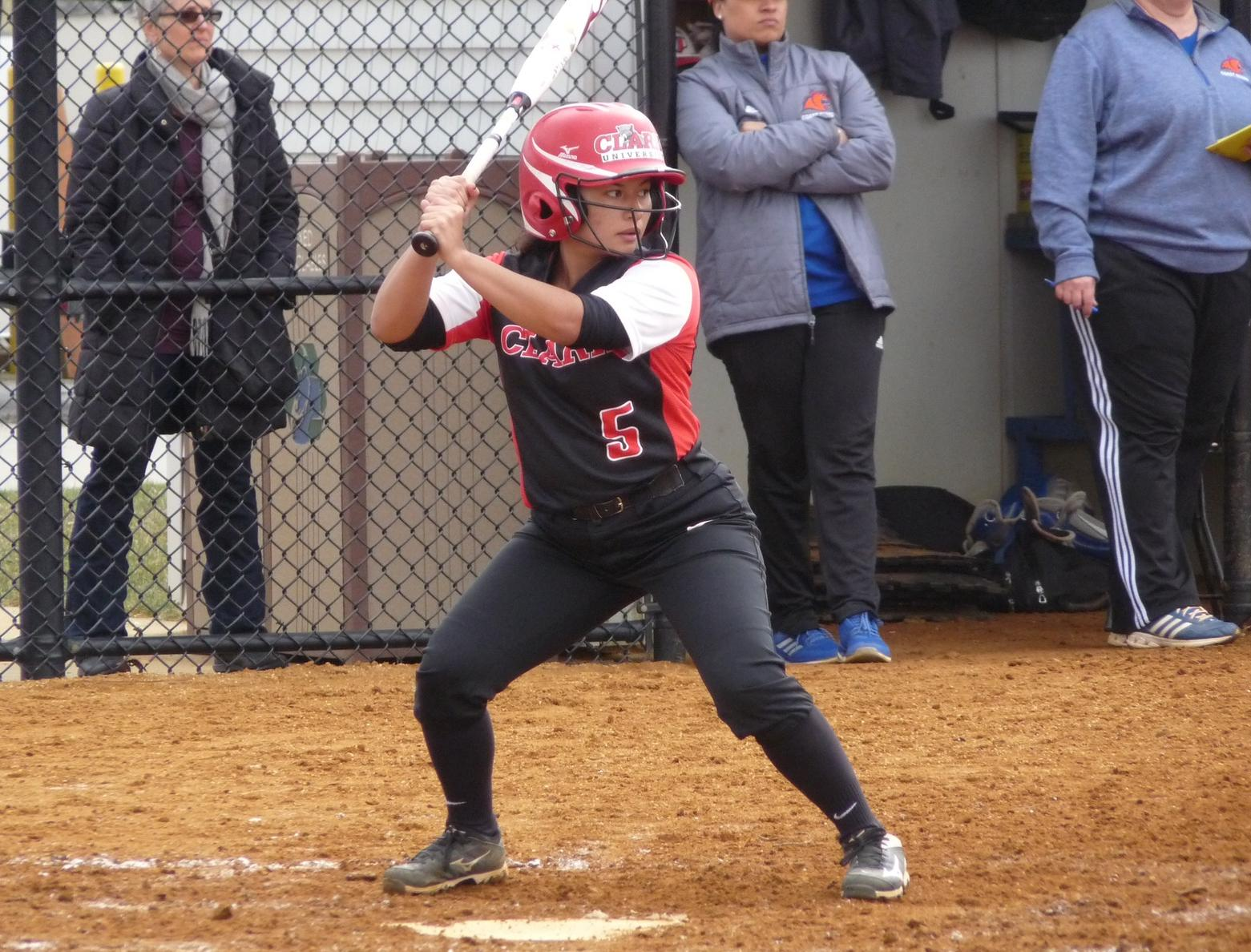 Softball Upended by MIT in NEWMAC Matchup