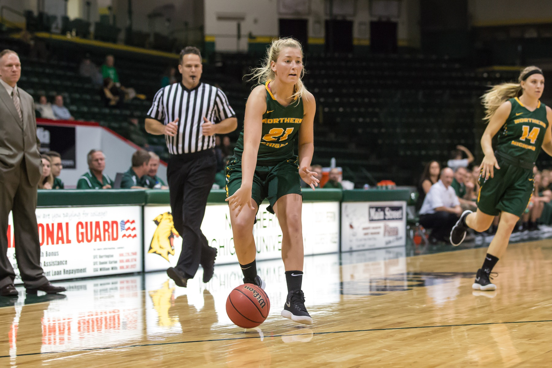 NMU Unable to Overcome Slow Start