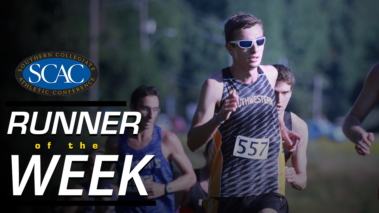 Hattan Named SCAC Men's Runner of the Week