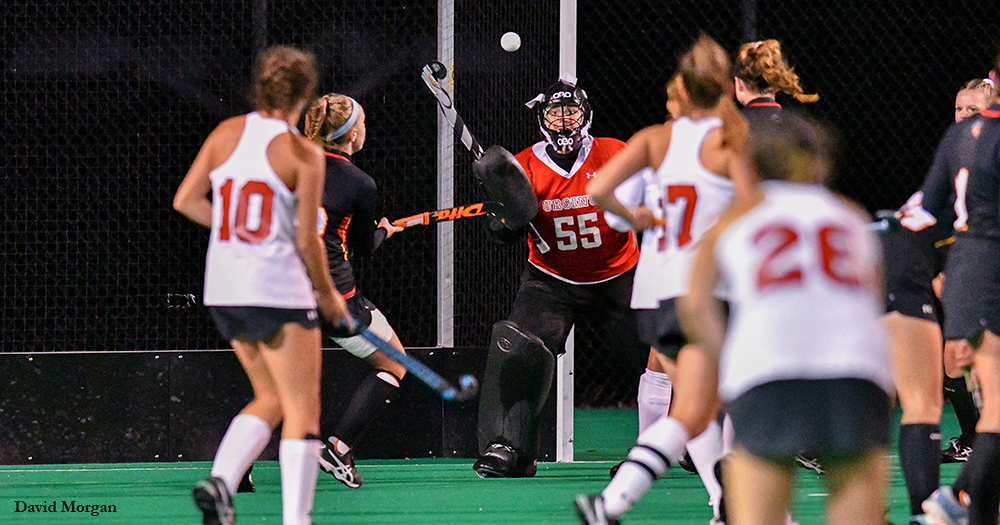 Field Hockey Shut Out at Hopkins
