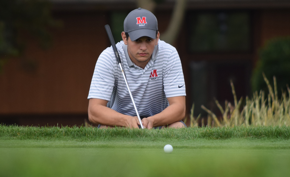 Men's Golf Tops Albertus Magnus