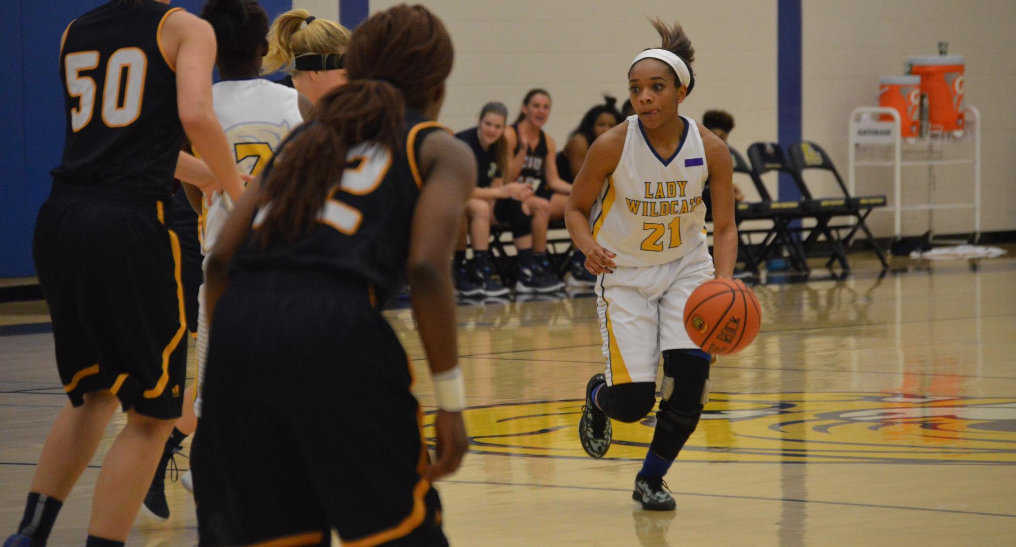 108cdc015b3e Ford Scores Career High 17 as Women s Basketball Tops CIU - Johnson ...