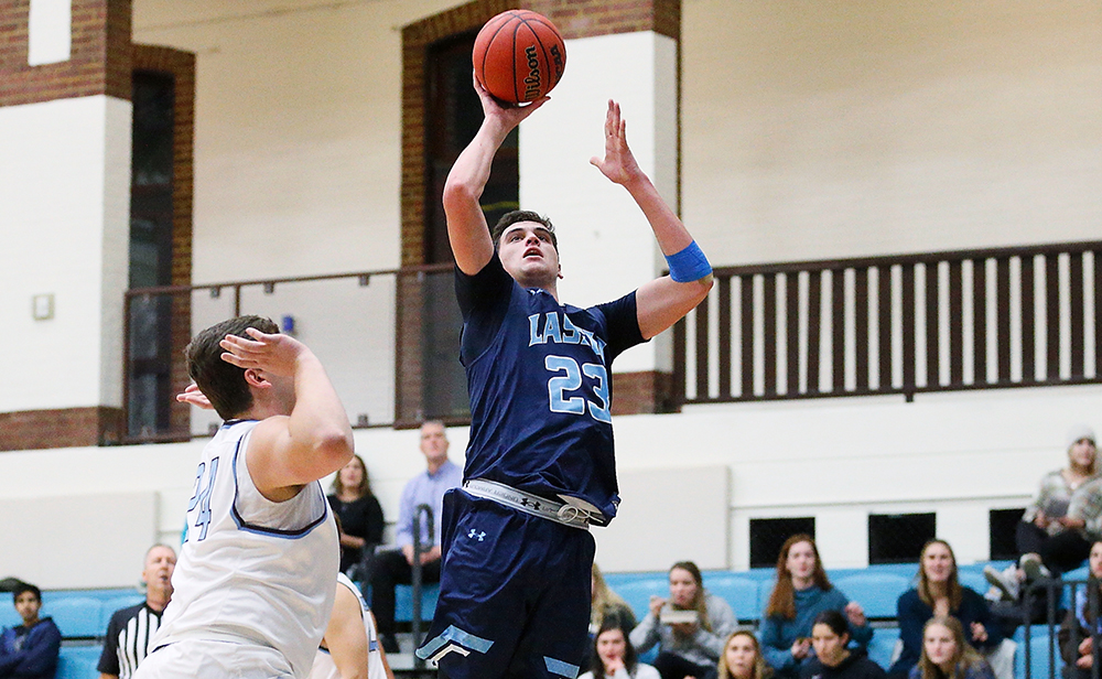 MBK: Lasell upended by Worcester State; Nunez, Vanderhorst pace Lasers in setback