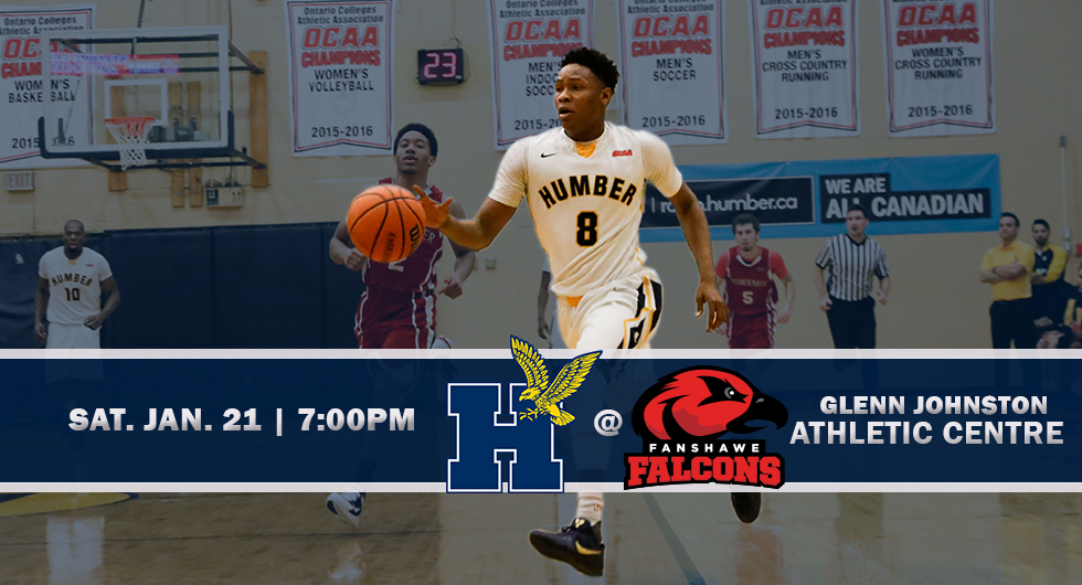 No. 8 HAWKS HEAD TO FANSHAWE