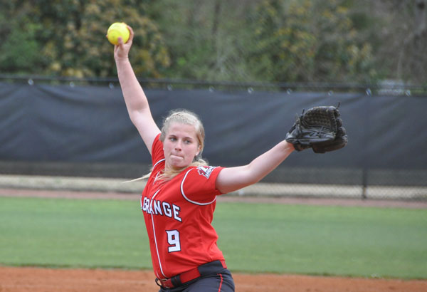 Softball: Panthers sweep Mary Baldwin to reach .500 on the season