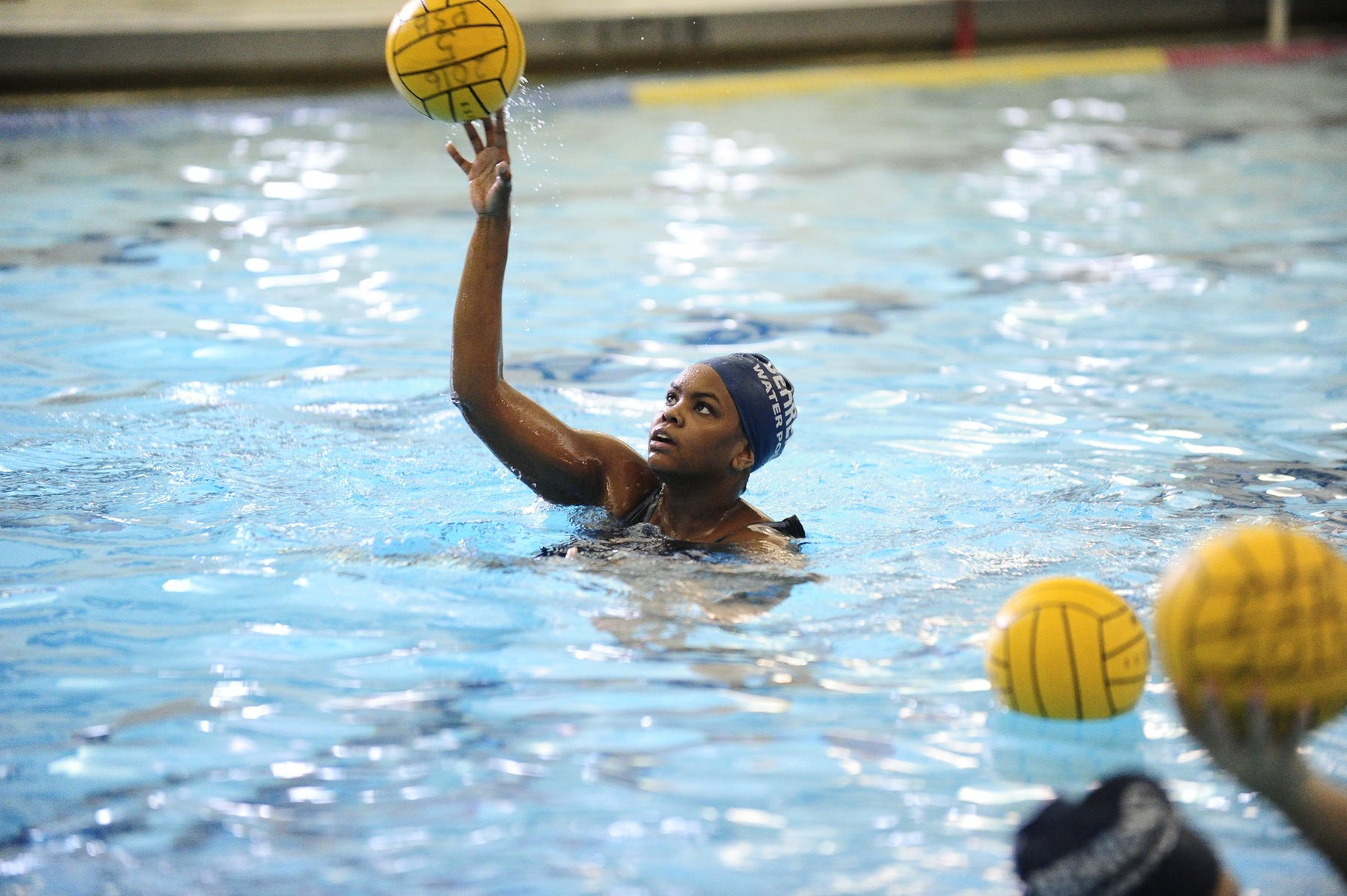 Women's Water Polo Falls Twice at CWPA Regional