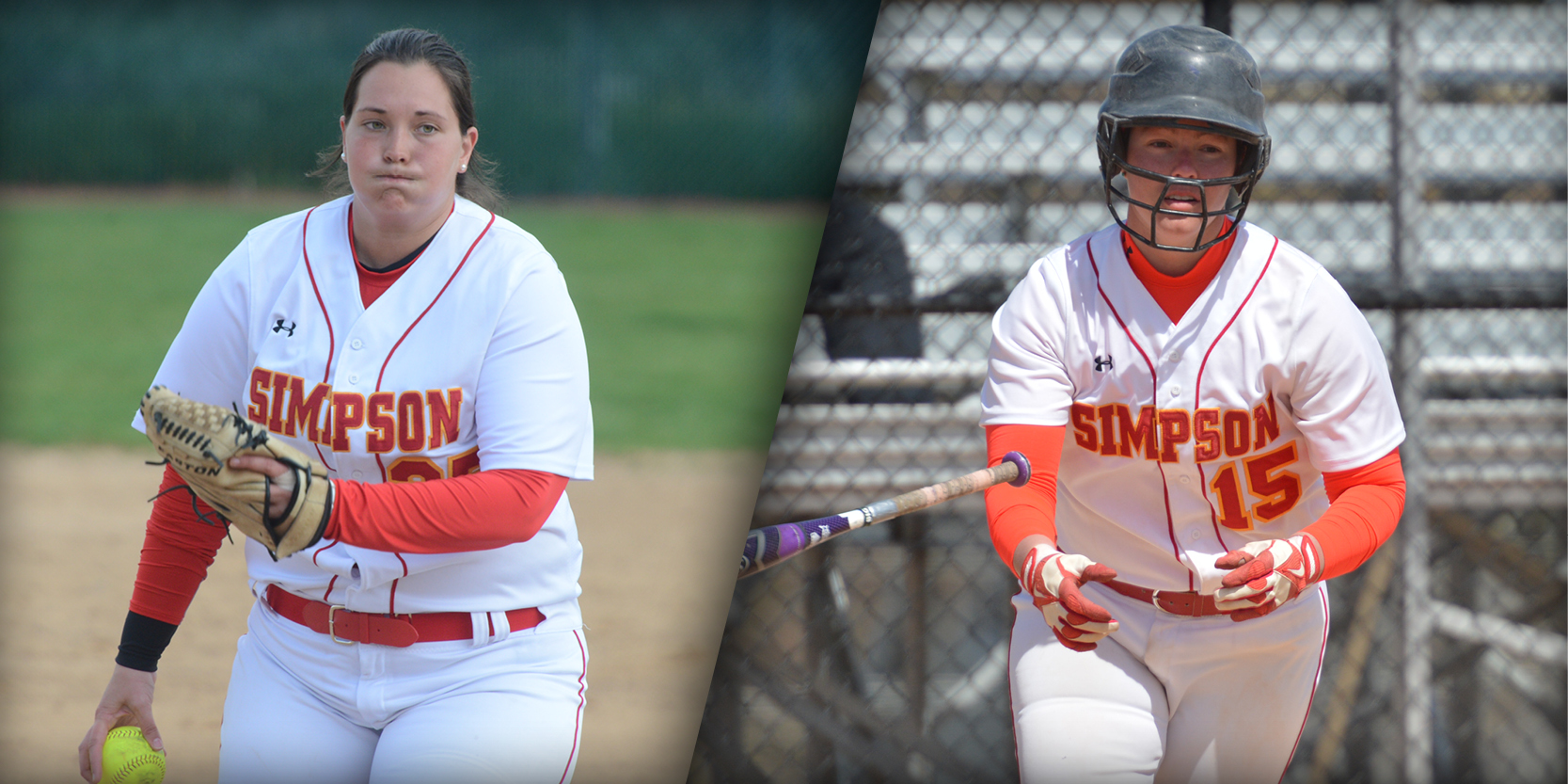 Fisher, Haag headline four all-region selections