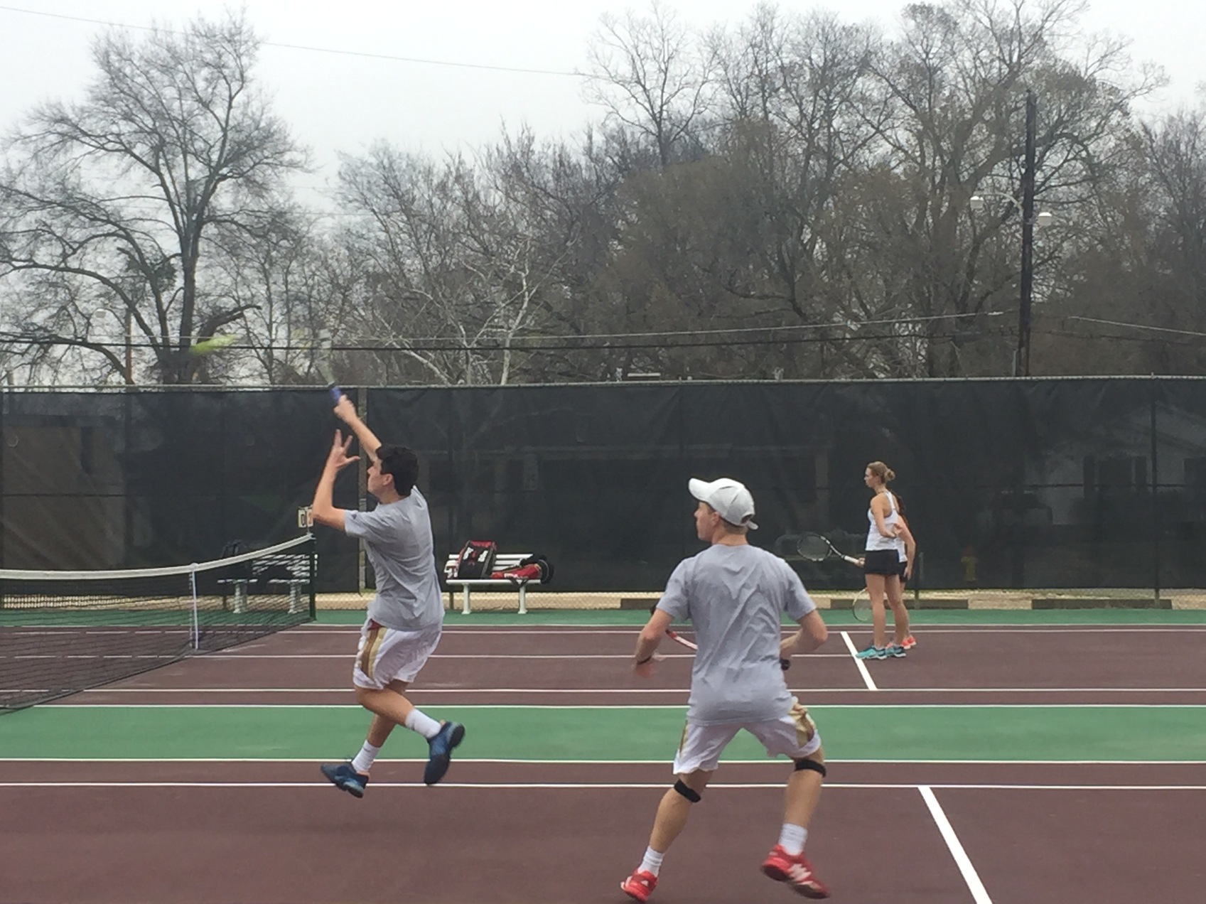 Men's Tennis Grabs First SCAC Victory Over Centenary