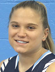 Stacey O'Neale, Wesley, Women's Basketball, Junior
