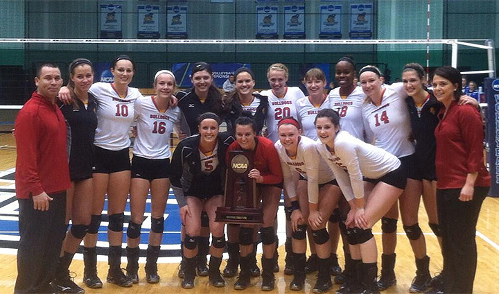 Ferris State Volleyball To Celebrate Memorable Season With Banquet On Feb. 1