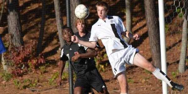Men's Soccer: Panthers end regular season with loss at Piedmont