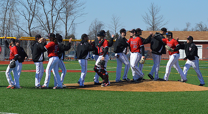 Winning Ways Continue For Wells Baseball