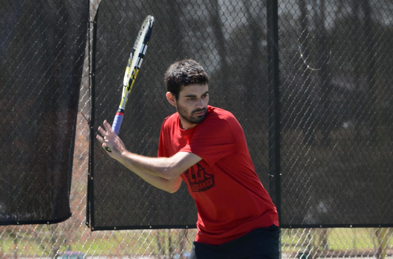Men's Tennis: Panthers rally to edge Covenant 5-4 in USA South match