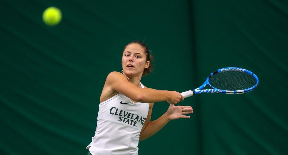 Women's Tennis Improves To 7-0 In #HLWTEN Play With 6-1 Victory At Wright State