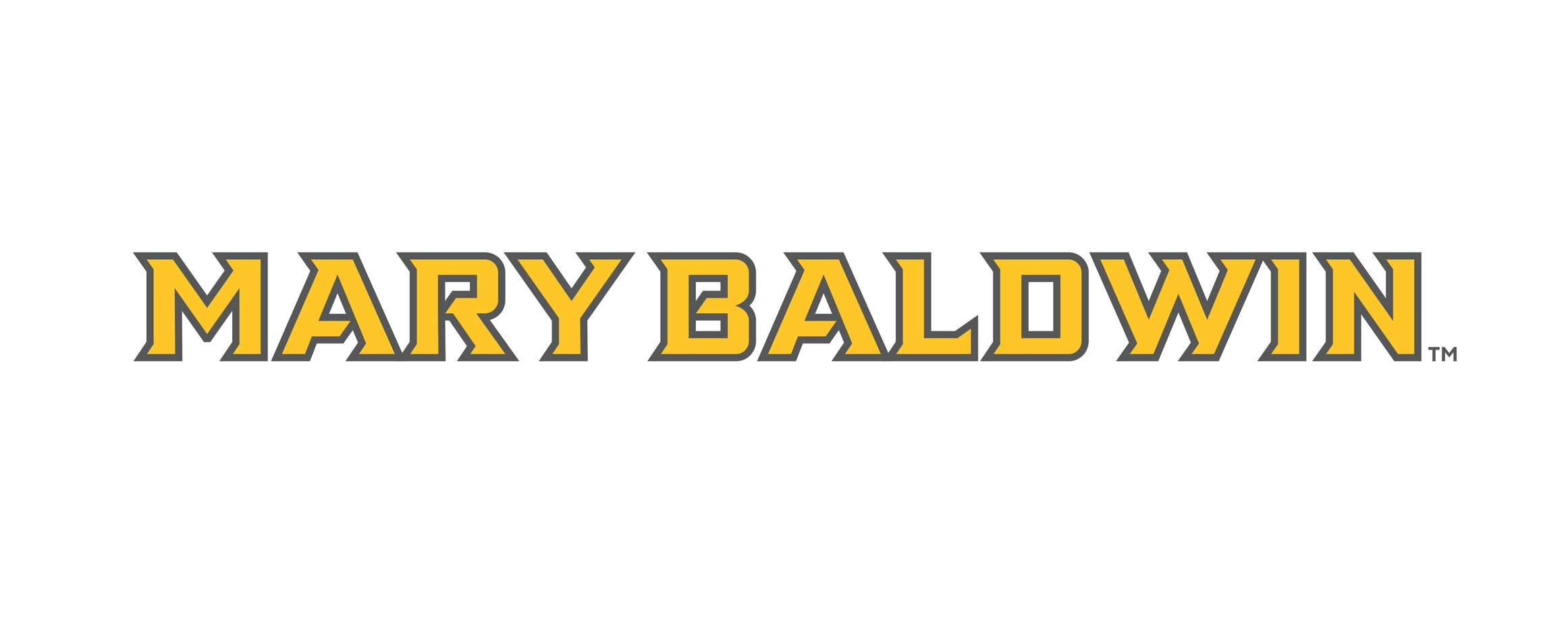 Mary Baldwin Athletics wordmark