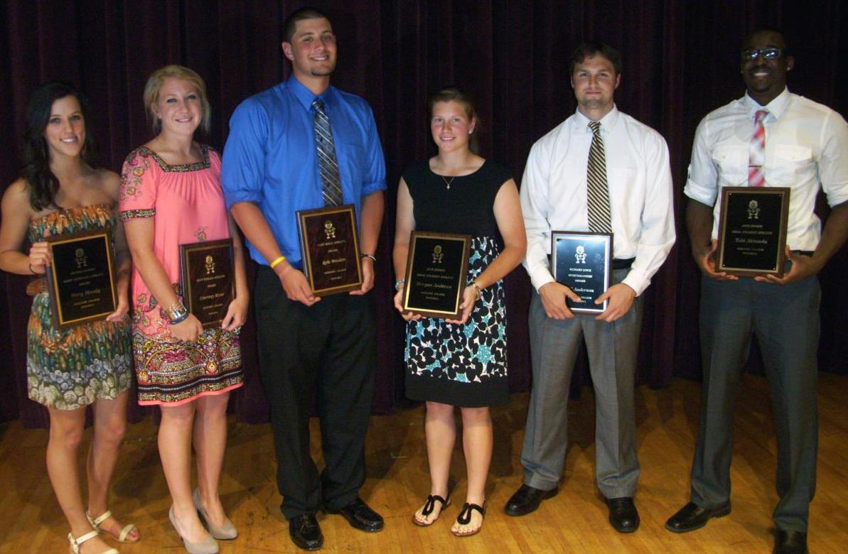 Top Students Honored At Annual Awards Program