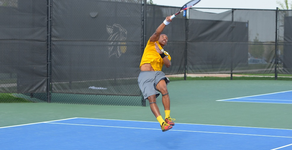 Men's Tennis Departs Texas After Setback to UT-Arlington