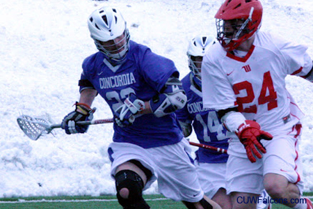Men's Lacrosse drops home opener to Wittenberg