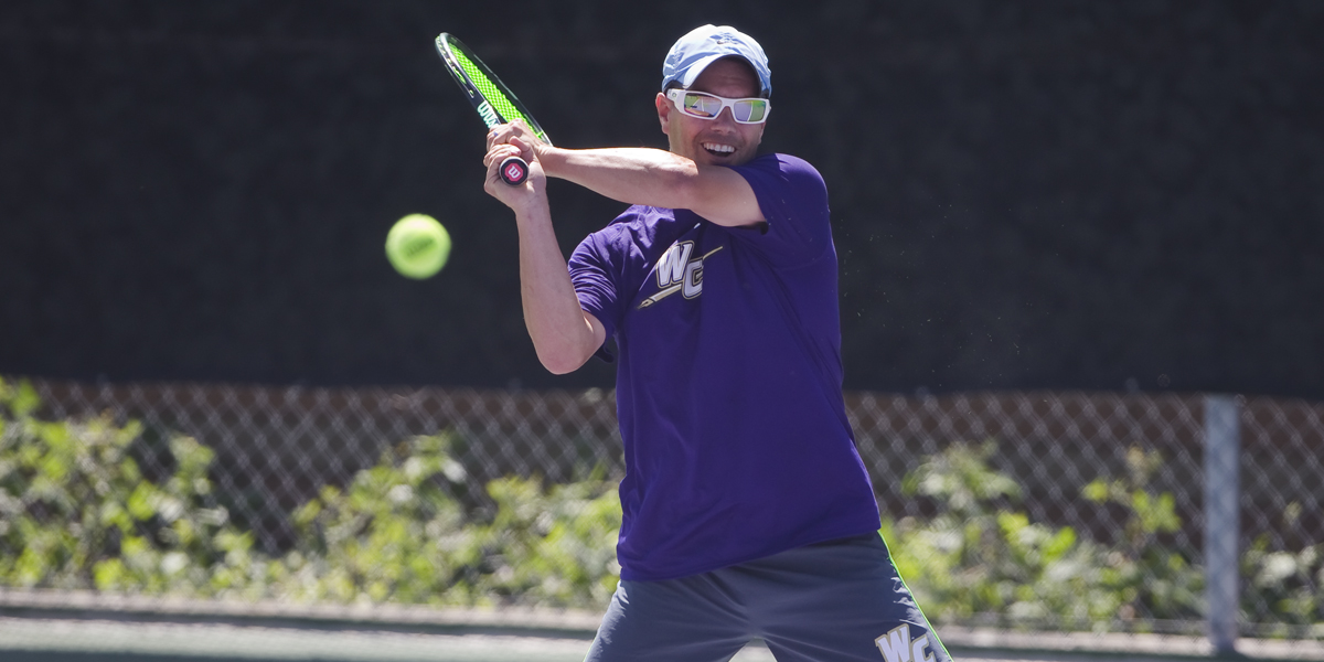 Men's Tennis stunned by Kingsmen 5-4