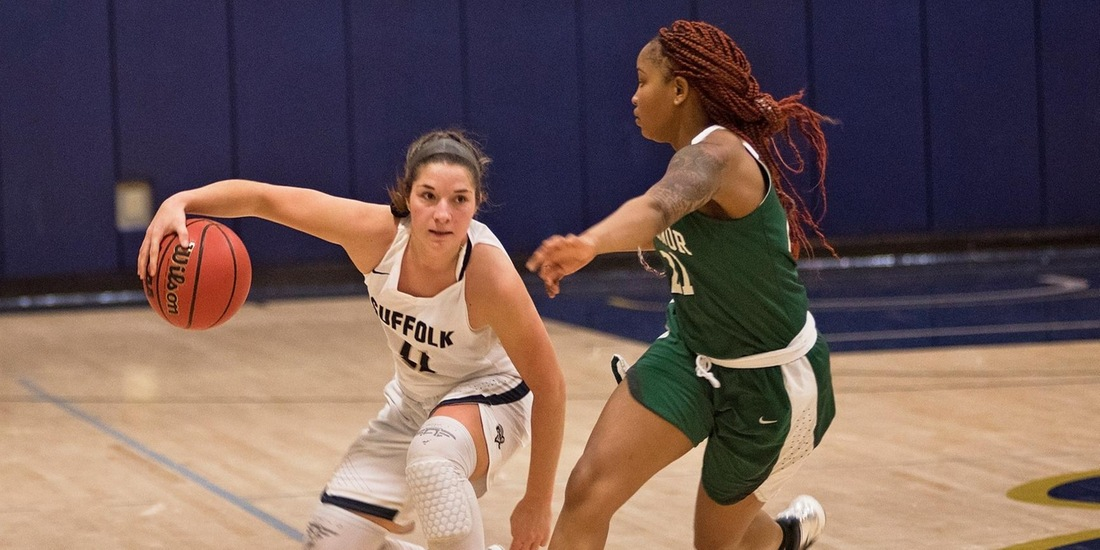 Women's Basketball Cruises Past Anna Maria 69-33 for Eighth Straight W