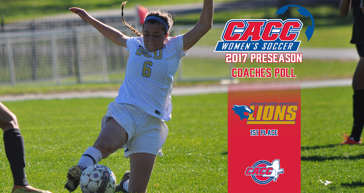 Georgian Court Picked First in 2017 CACC Women's Soccer Preseason Poll