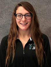 Justine Wantz, York, Women's Swimming, Junior