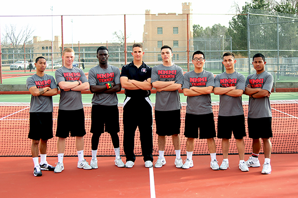 NMMI men's tennis has history of success