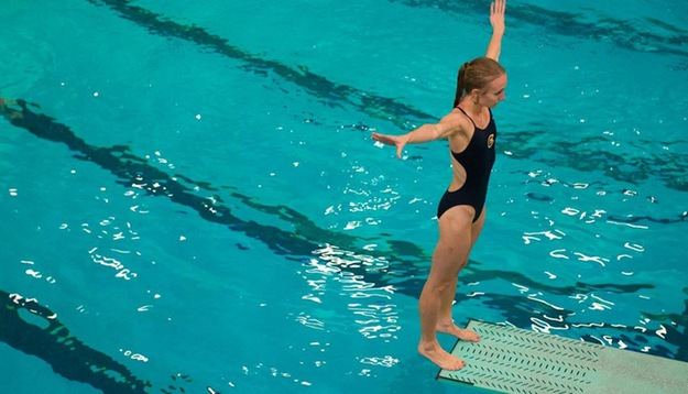 Divers compete at Minnesota Challenge